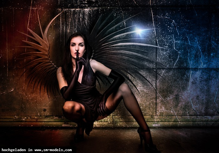 diedoro (Model ,Weiblich ,PLZ 091) - Black Angel / alles andere - Bild 12473 - SM-Models.COM